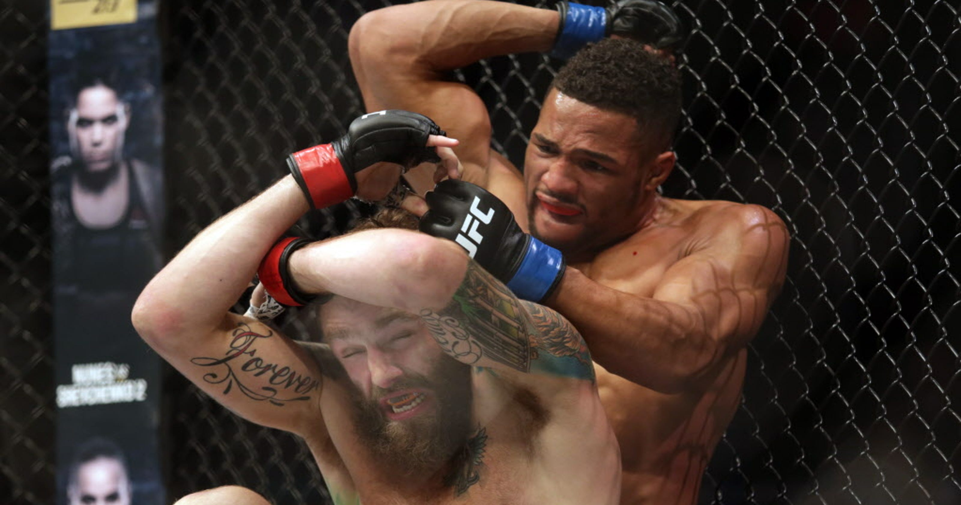 UFC 216: How Detroit native Kevin Lee went from homeless to