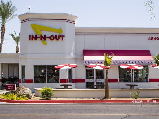 In-N-Out Burger is an iconic California-based burger chain, known for a simple menu of burgers, fries and shakes.