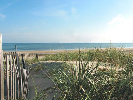 Coast Guard Beach on Cape Cod in Massachusetts was listed as No. 7 on the 2015 list of best beaches.