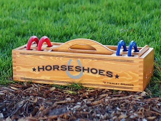 Kimman's Co. sells this high-quality horseshoe set for 279.