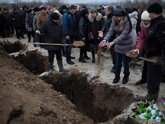 AP UKRAINE I UKR