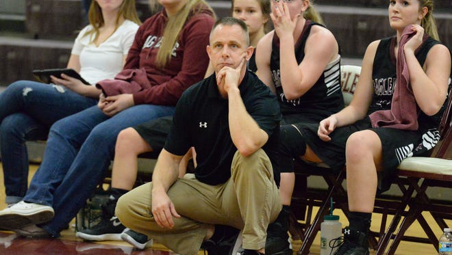 Eagleville is ranked in the Associated Press' Class A statewide poll for the first time in coach Chris Lynch's 13 seasons. The No. 10 Lady Eagles host sixth-ranked MTCS on Friday.