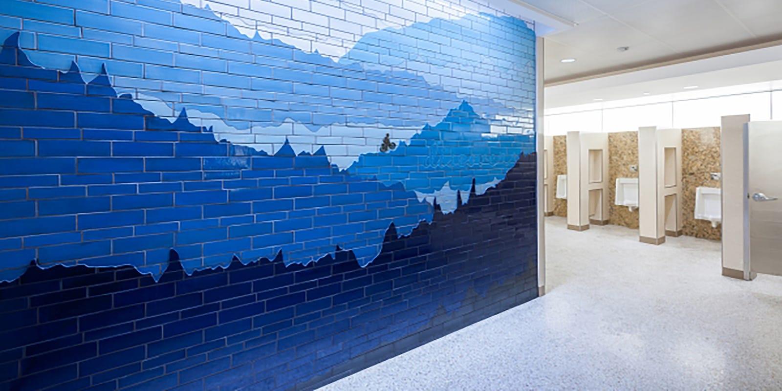 Step inside America's 'best restroom'