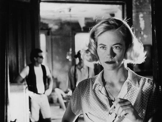 "Cybill Shepherd in the made-for-TV movie ""Memphis."""