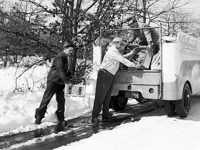 A look back vineland hunting and fishing for Nj fish and game