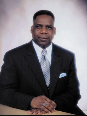 Caddo Parish Commission Administrator Woodrow Wilson