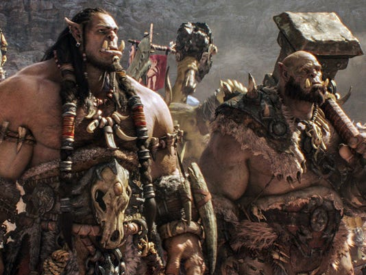 Film Review Warcraft