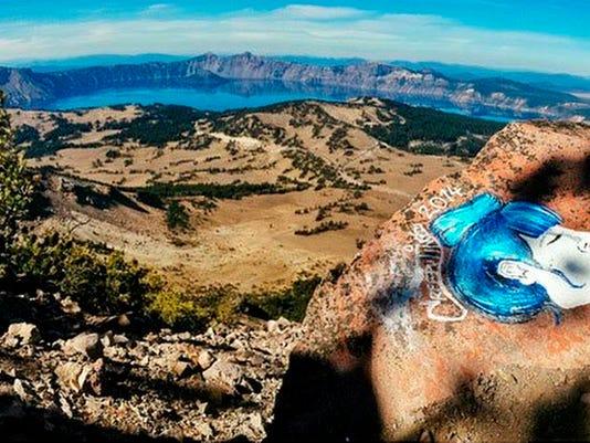 National Parks Vandalism