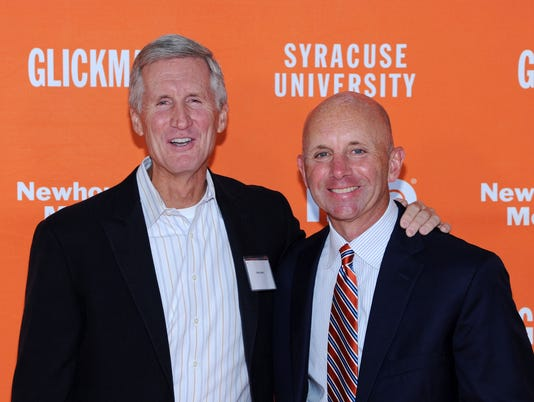 "Syracuse University Special Screening Of The HBO Documentary ""GLICKMAN"""