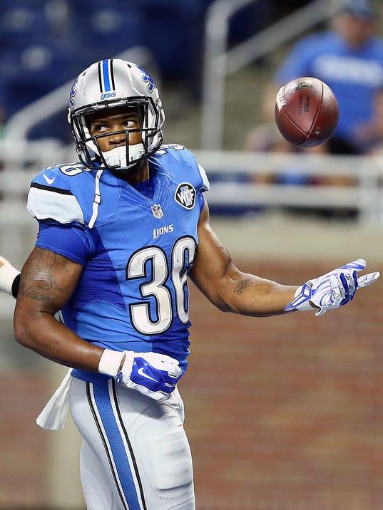 NFL Jerseys - Detroit Lions RB Dwayne Washington made Stevan Ridley expendable