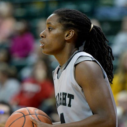 Wright State retires Kim Demmings' jersey
