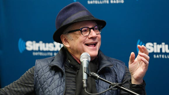 Barry Levinson in New York earlier this year.