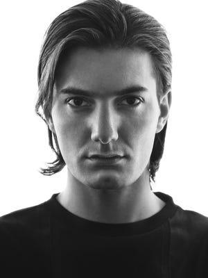 Swedish DJ Alesso, 23, born Alessandro Lindblad.