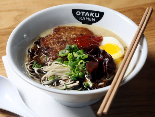 Tennessee Tonkotsu, made from slow-simmered heritage