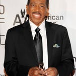 """FILE - In this June 14, 2012, file photo, Towering Performance Award inductee Ben E. King arrives at the 2012 Songwriters Hall of Fame induction and awards gala in New York. King, singer of such classics as """"Stand By Me,"""" """"There Goes My Baby"""" and """"Spanish Harlem,"""" died Thursday, April 30, 2015, publicist Phil Brown told The Associated Press. He was 76. (Photo by Evan Agostini/Invision, File)"""