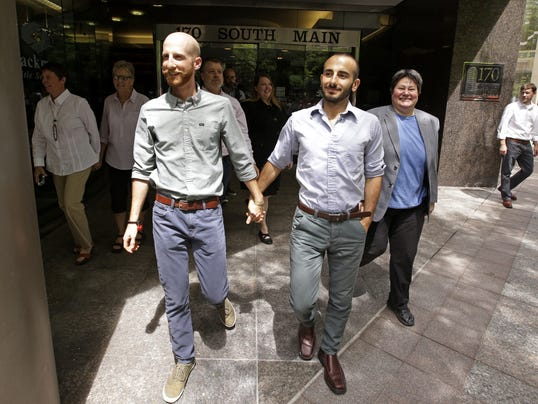 appeals court same sex marriage in Killeen