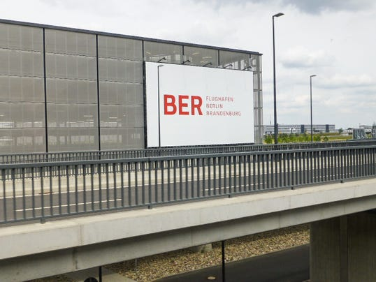 BER Airport is waiting to open