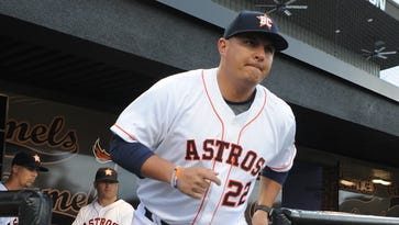 Astros tab Lopez to manage Hooks
