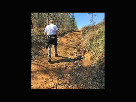 Friends of Bowie Nature Park will be raising funds for trail repairs during The Big Payback coming up May 2, 2018.