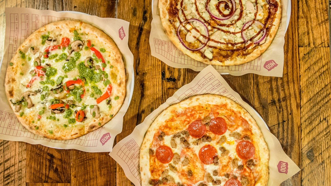 MOD Pizza held a grand opening Friday, December 15, 2017 at their 917 Norland Avenue, Chambersburg location. 100 percent of Friday's proceeds will be donated to Children's Aid Society.