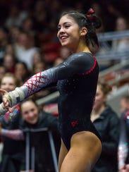 College Gymnastics: North Carolina State at Southern