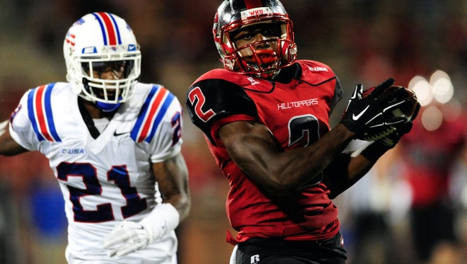 Western Kentucky threw all over Louisiana Tech's defense in a week two meeting. The Bulldogs could potentially meet WKU again in the C-USA title game.