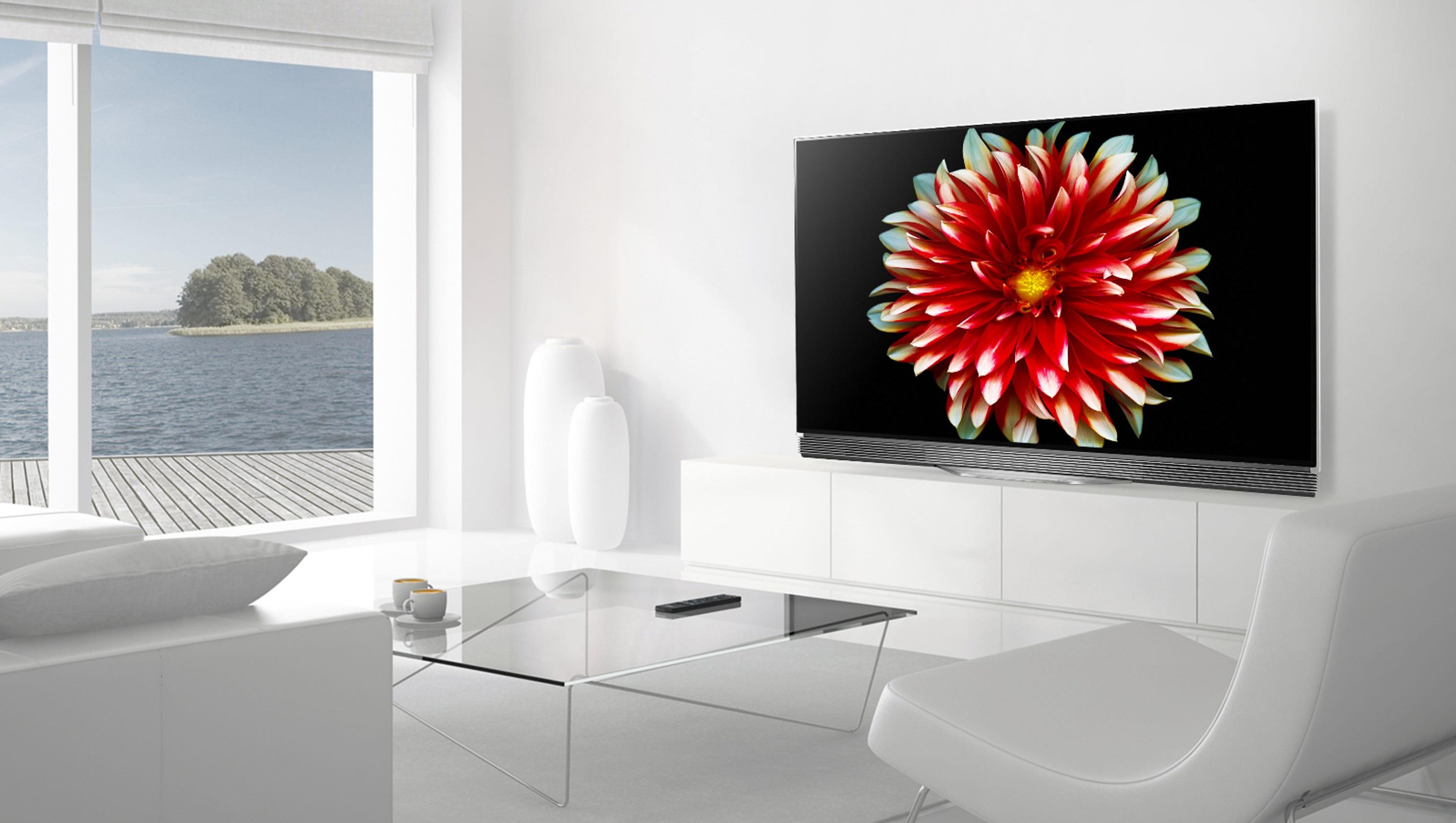 should you buy an oled led or qled tv. Black Bedroom Furniture Sets. Home Design Ideas