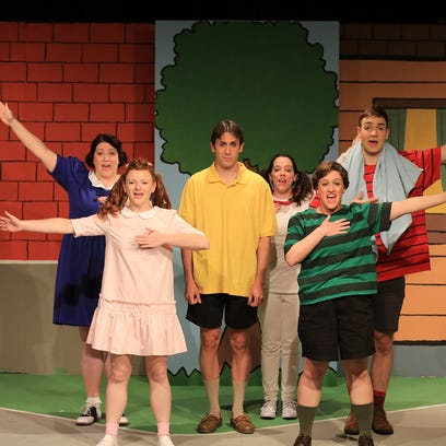 Chapel Street's 'Charlie Brown' is holiday delight