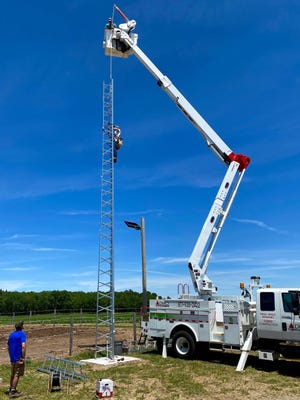 DMCI Broadband has been building more towers due to increased demand since the pandemic began.