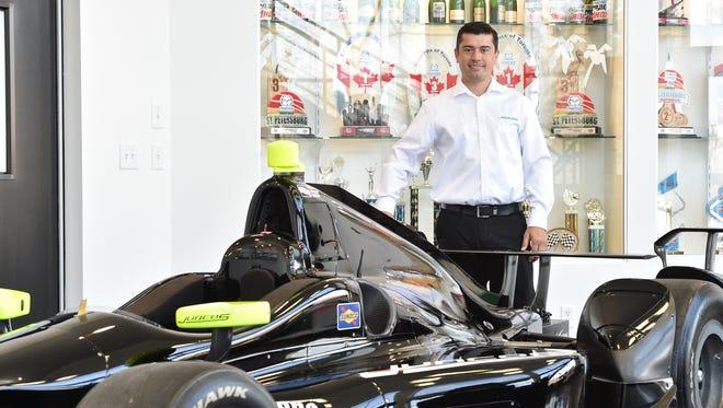 Ricardo Juntos' team, Juntos Racings, will participate in this year's 101st running of the Indianapolis 500.