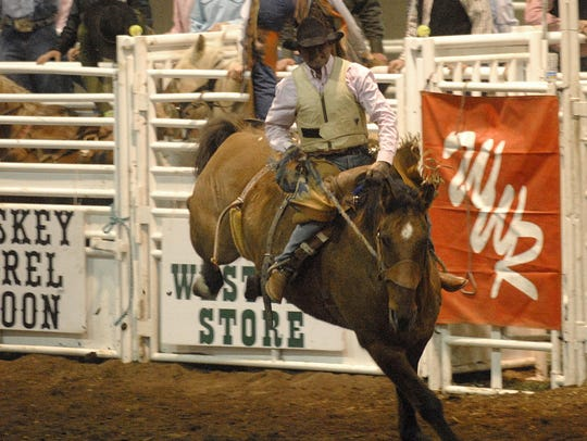 50th Annual Spartan Stampede Rodeo takes place Feb.