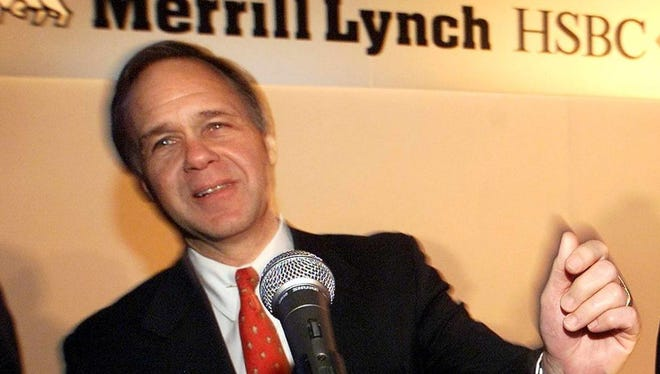 Winthrop H. Smith Jr., chairman of Merrill Lynch International and president of International Private Client Group.