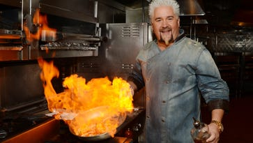 Chef Jean-Georges Vongerichten's restaurants and signature dishes