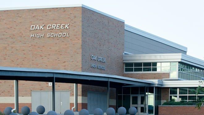 Oak Creek High School.