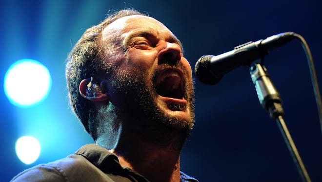 Dave Matthews Band will play Alpine Valley in July.