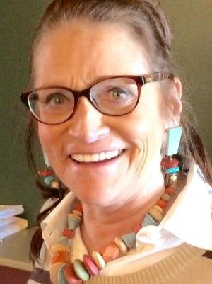 Margot Kidder, actor/activist and Livingston resident.