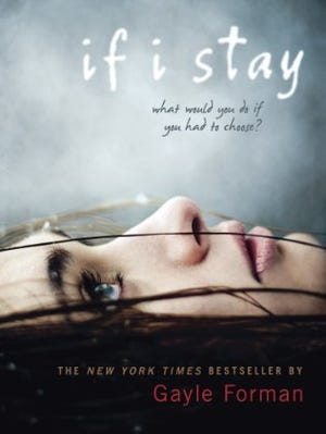 'If I Stay' by Gayle Forman features one of the most epic YA romances.
