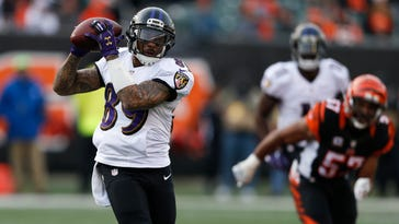 Ravens clear lockers following disappointing 8-8 finish