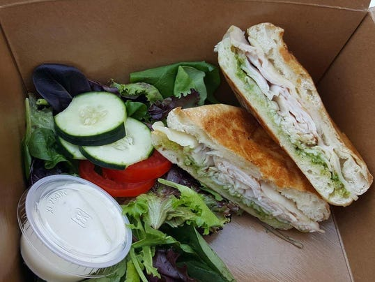 Half Baked offers a fresh spin on sandwiches, salads