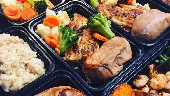 Rachael's Fit Meals allow you to pick a protein and