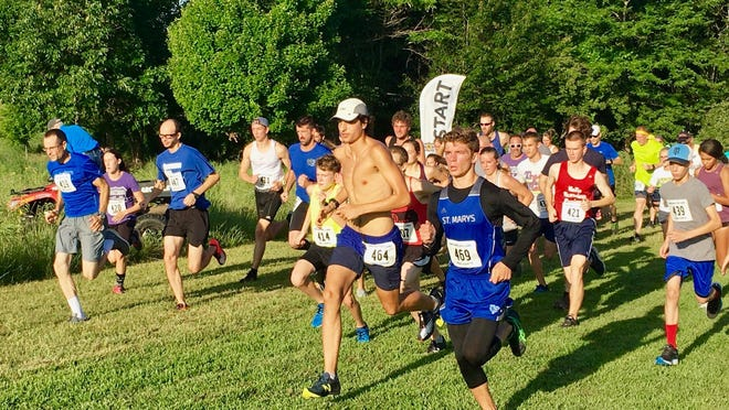The 2019 Sunflower State Games cross country event gets under way at Iliff Commons. Barring any coronavirus-related setbacks, this year's Sunflower State Games will take place July 10-19.