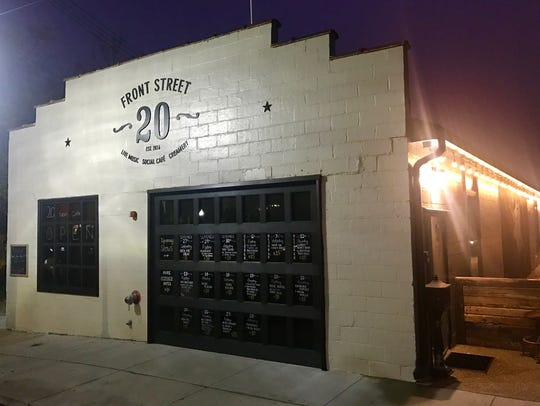 The building at 20 Front St. in Lake Orion was originally