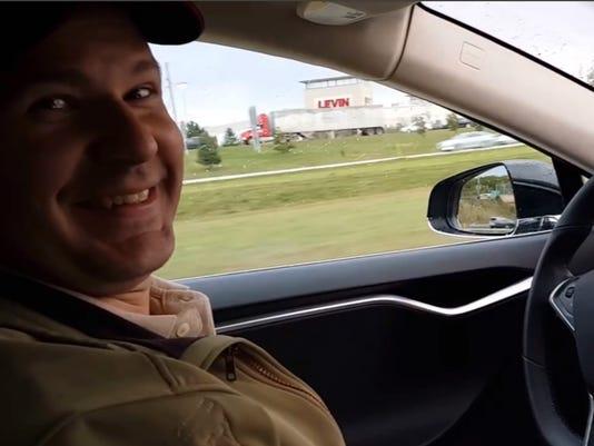 AP SELF-DRIVING CAR DEATH A USA