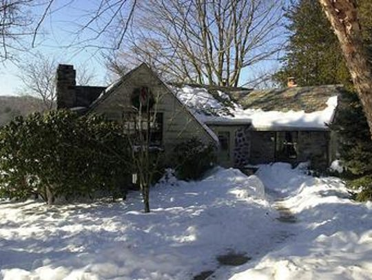 The cottage on Truesdale Lake in South Salem where