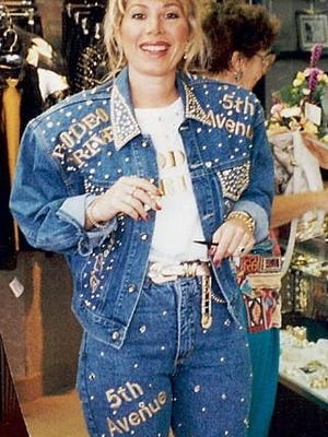 What were you wearing in the 1990's? Rodeo Drive wants to know during their Throwback to the 90's Celebration and Sale.