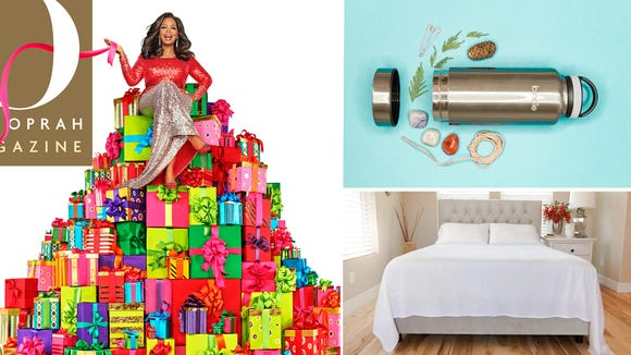 We tested Oprah's Favorite Things of 2018—here's what