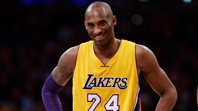 Kobe Bryant is set to retire after this season.