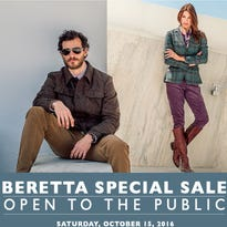 Beretta to hold pop-up store in Gallatin