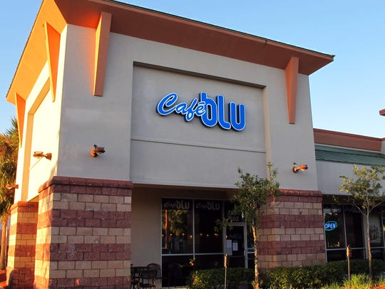 Café Blu, under new ownership, now offers dinner at