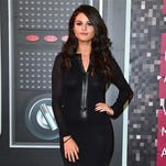 In this Aug. 30 file photo, Selena Gomez arrives at the MTV Video Music Awards in Los Angeles.